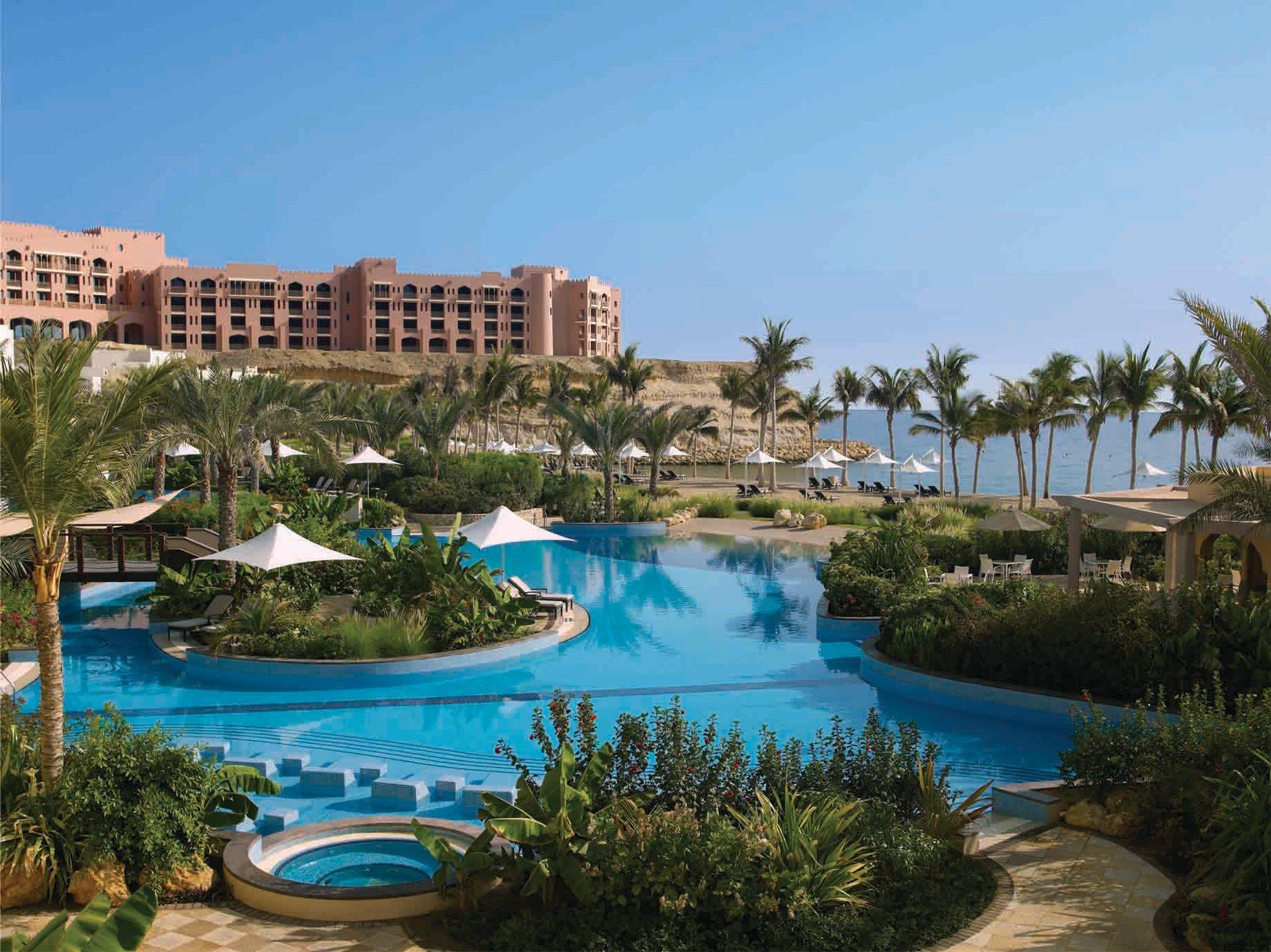 مناطق تفریحی عمان